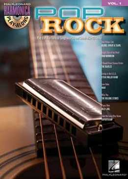Harmonica Play-Along Vol. 1 - Pop Rock