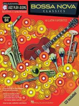 Jazz Play-Along Vol. 84 – Bossa Nova Classics