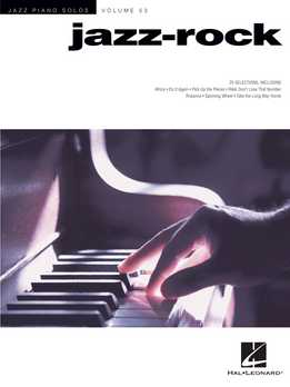 Jazz-Rock - Jazz Piano Solos Series Vol. 53