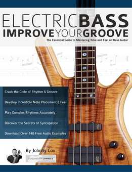 Johnny Cox - Electric Bass - Improve Your Groove