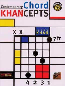 Steve Khan – Contemporary Chord Khancepts