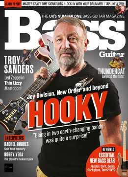 Bass Guitar - Issue 172 September 2019