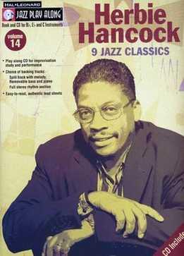 Jazz Play-Along Vol. 14 – Herbie Hancock