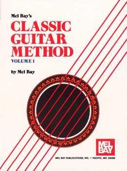 Classic Guitar Method - Vol. 1, 2, 3