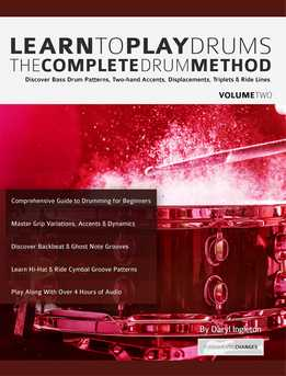 Daryl Ingleton - Learn To Play Drums Vol. 2. The Complete Drum Method