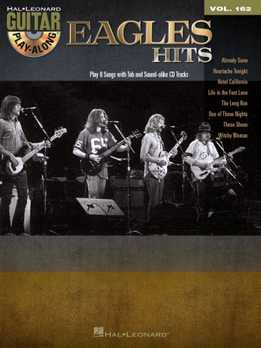 Guitar Play-Along Vol. 162 - Eagles Hits