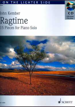John Kember - Ragtime - 15 pieces For Piano Solo