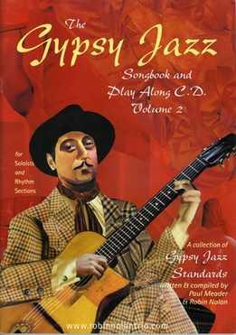 Paul Meader & Robin Nolan - The Gypsy Jazz Songbook Vol. 2