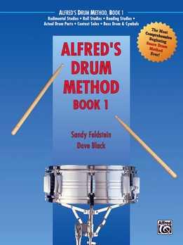 Sandy Feldstein - The Most Comprehensive Beginning Snare Drum Method Ever!