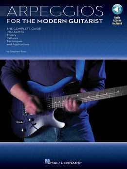 Stephen Ross - Arpeggios For The Modern Guitarist