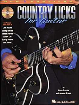 Steve Trovato - Country Licks For Guitar