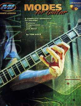 Tom Kolb - Musicians Institute - Modes For Guitar