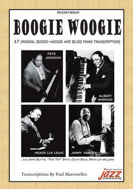 17 Boogie Woogie & Blues Piano Solos Vol.1