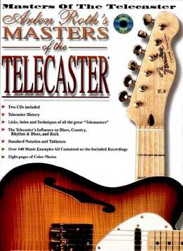 Arlen Roth - Arlen Roth's Masters Of The Telecaster