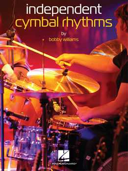 Bobby Williams - Independent Cymbal Rhythms