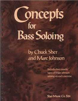 Chuck Sher & Marc Johnson - Concepts For Bass Soloing