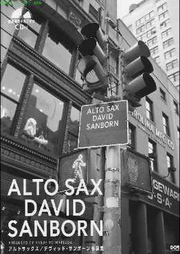 David Sanborn - Alto Sax