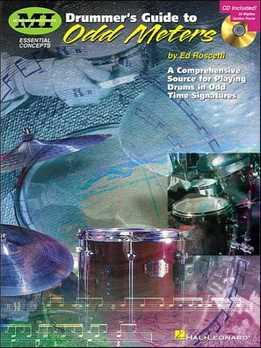 Ed Roscetti - Drummer's Guide To Odd Meters