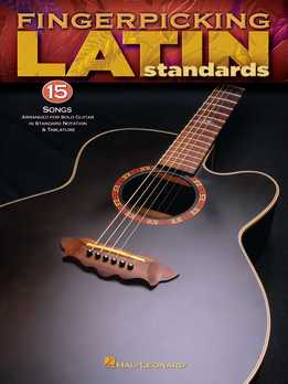 Fingerpicking Latin Standards