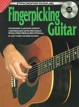 Gary Turner & Brenton White - Progressive Fingerpicking Guitar