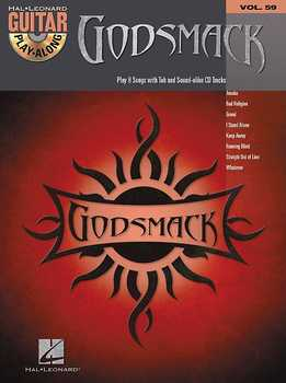 Guitar Play-Along Vol. 59 - Godsmack