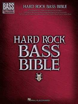 Hard Rock Bass Bible