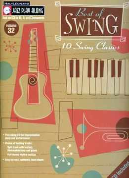 Jazz Play-Along Vol. 32 - Best Of Swing