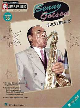 Jazz Play-Along Vol. 55 – Benny Golson