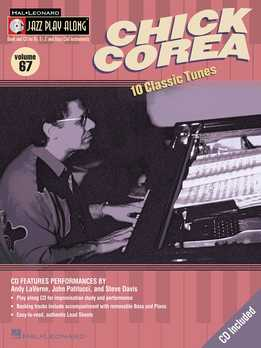 Jazz Play-Along Vol. 67 – Chick Corea