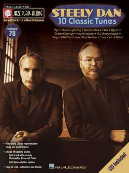 Jazz Play-Along Vol. 78 – Steely Dan