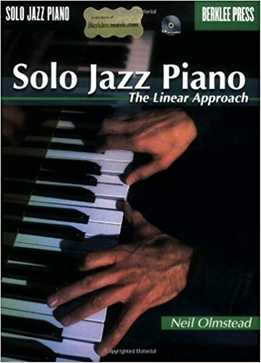 Neil Olmstead - Solo Jazz Piano - The Linear Approach