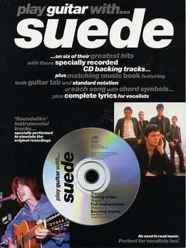 Play Guitar With Suede