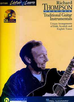 Richard Thompson - Teaches Traditional Guitar Instrumentals