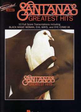 Santana's Greatest Hits (Full Band Score)