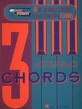 Sixty Of The World's Easiest To Play Songs With 3 Chords