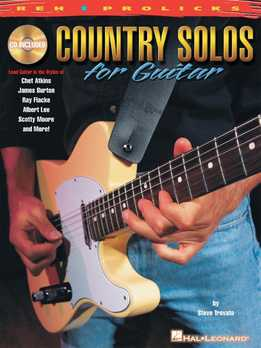 Steve Trovato - Country Solos For Guitar