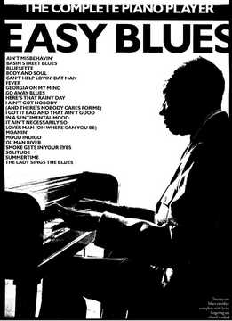 The Complete Piano Player Easy Blues