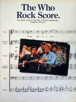 The Who - Rock Score