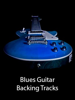 24 Full Blues Backing Tracks For Guitarists