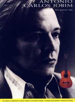 Antonio Carlos Jobim For Guitar
