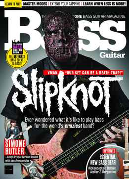 Bass Guitar – Issue 173 October 2019