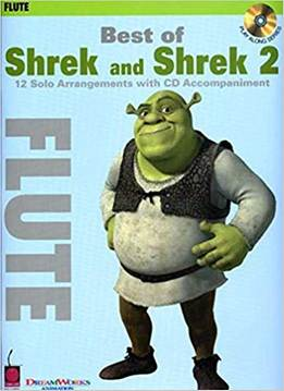 Bill Gulino - Best Of Shrek And Shrek 2 For Flute (C)