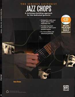 Buck Brown - The Serious Guitarist - Jazz Chops