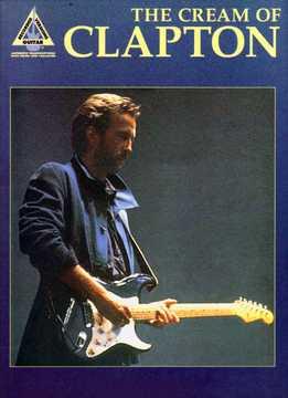 Dave Rubin - The Cream Of Clapton