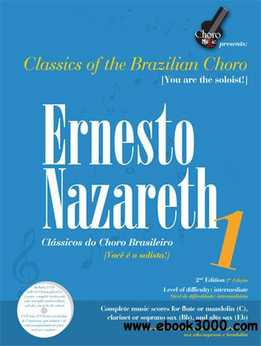 Ernesto Nazareth - Classics Of The Brazilian Choro - Vol.1