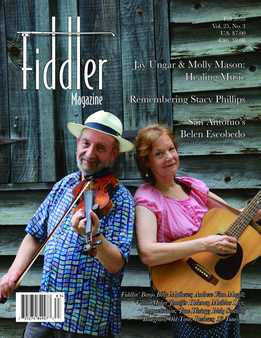 Fiddler Magazine - Fall 2018