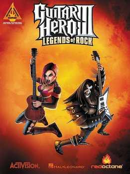 Guitar Hero III - Legends Of Rock - Songbook