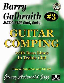 Jamey Aebersold - Barry Galbraith - Guitar Comping