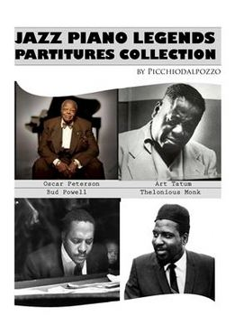 Jazz Piano Legends - Partitures Collections