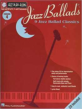 Jazz Play-Along Vol. 04 - Jazz Balads